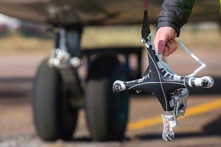 intelligent automation broken drone uav