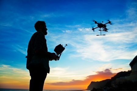 intelligent automation drone operator sense avoid