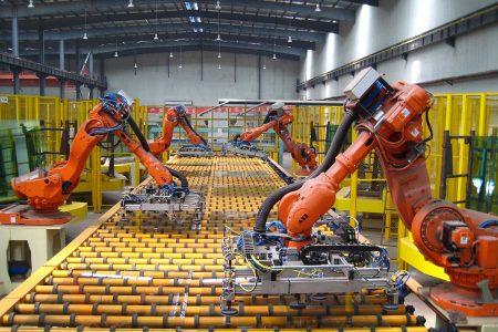 Industrial Robots  - 2018