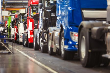 Commercial Vehicle Forecast