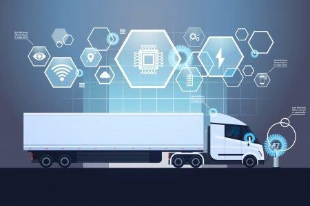 autonomous truck forecast