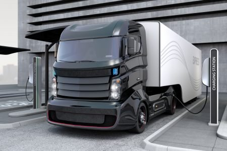 Hybrid & Electric Trucks and Buses - 2019