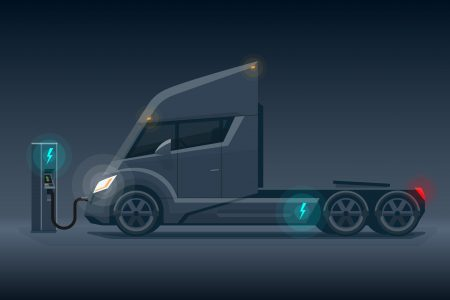 Is the Medium and Heavy-Duty Truck Market Ready for Electrification?