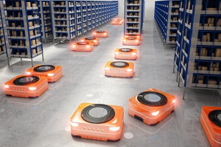 20,000 Autonomous Mobile Robots Shipped in 2018
