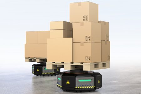 Order Fulfilment Mobile Robots Start to Deliver - more than 500,000 to be installed in next 5 years