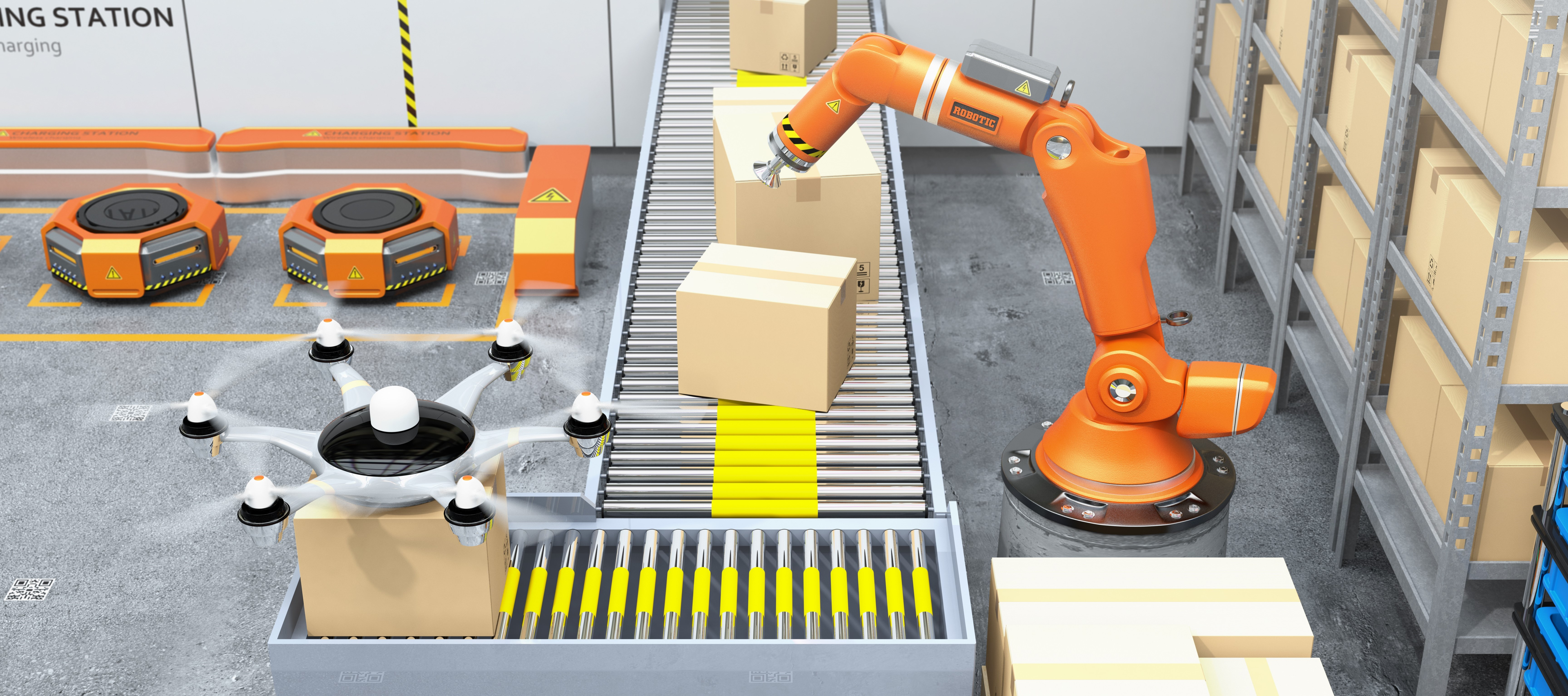 The Future of Warehouse Automation - 2019 - Interact Analysis
