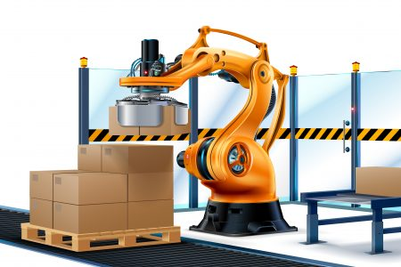 Why Are Robotic Palletizers Winning in North America?