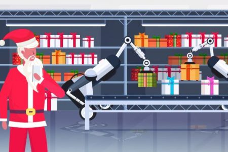 Will Santa Be Investing in Warehouse Automation?