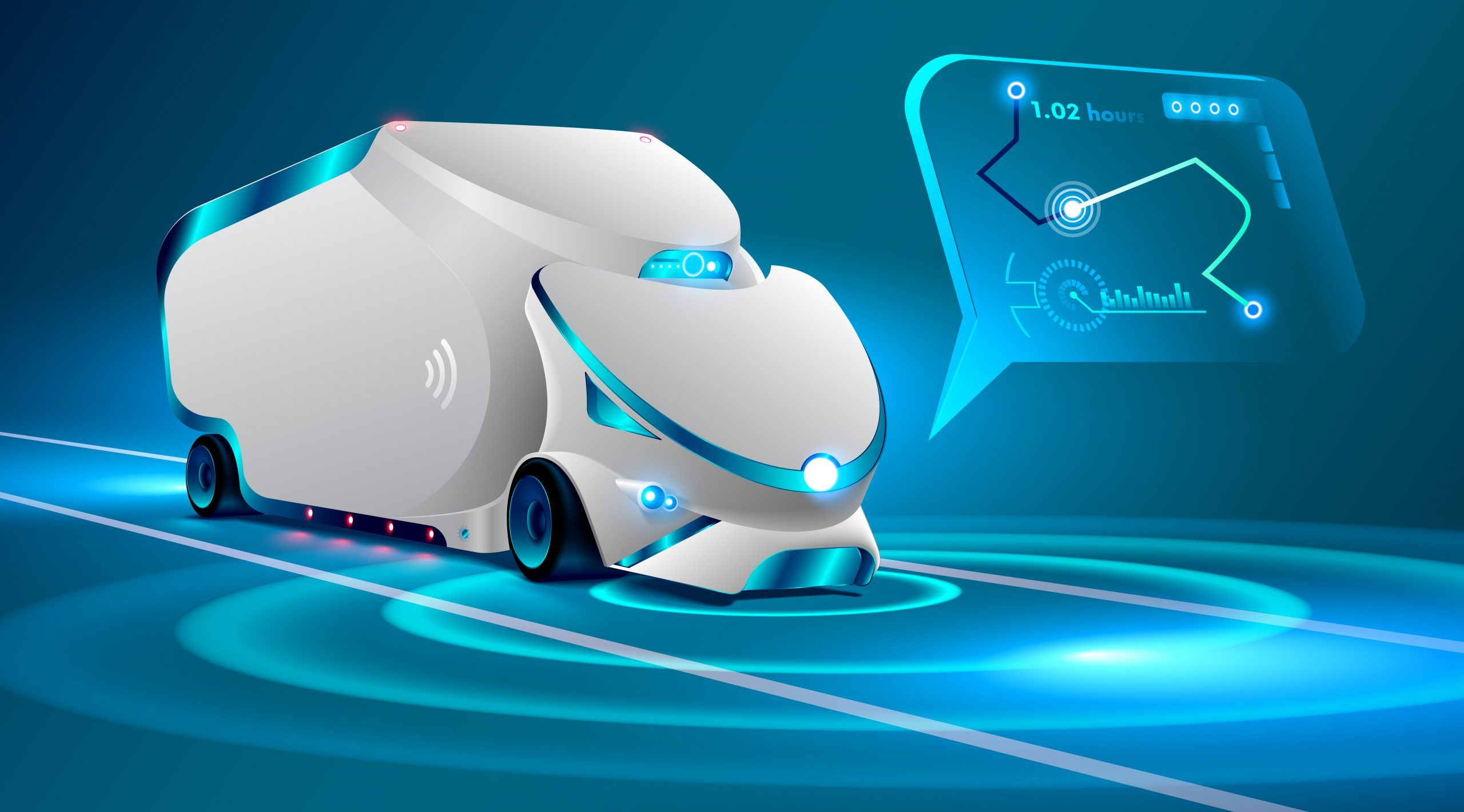 7 Future Trends for Commercial Vehicles