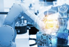 COVID-19 To Reduce 2020 Industrial Robot Revenue By >8%, Followed By A Rapid Growth To Return From 2021