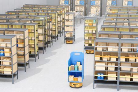 Over A Million AMRs For Order Fulfillment To Be Installed By End Of 2024