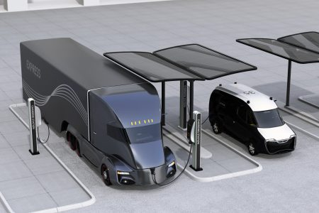 Medium And Heavy Duty Electric Vehicles: Trends In Battery Electric Powertrain Architectures