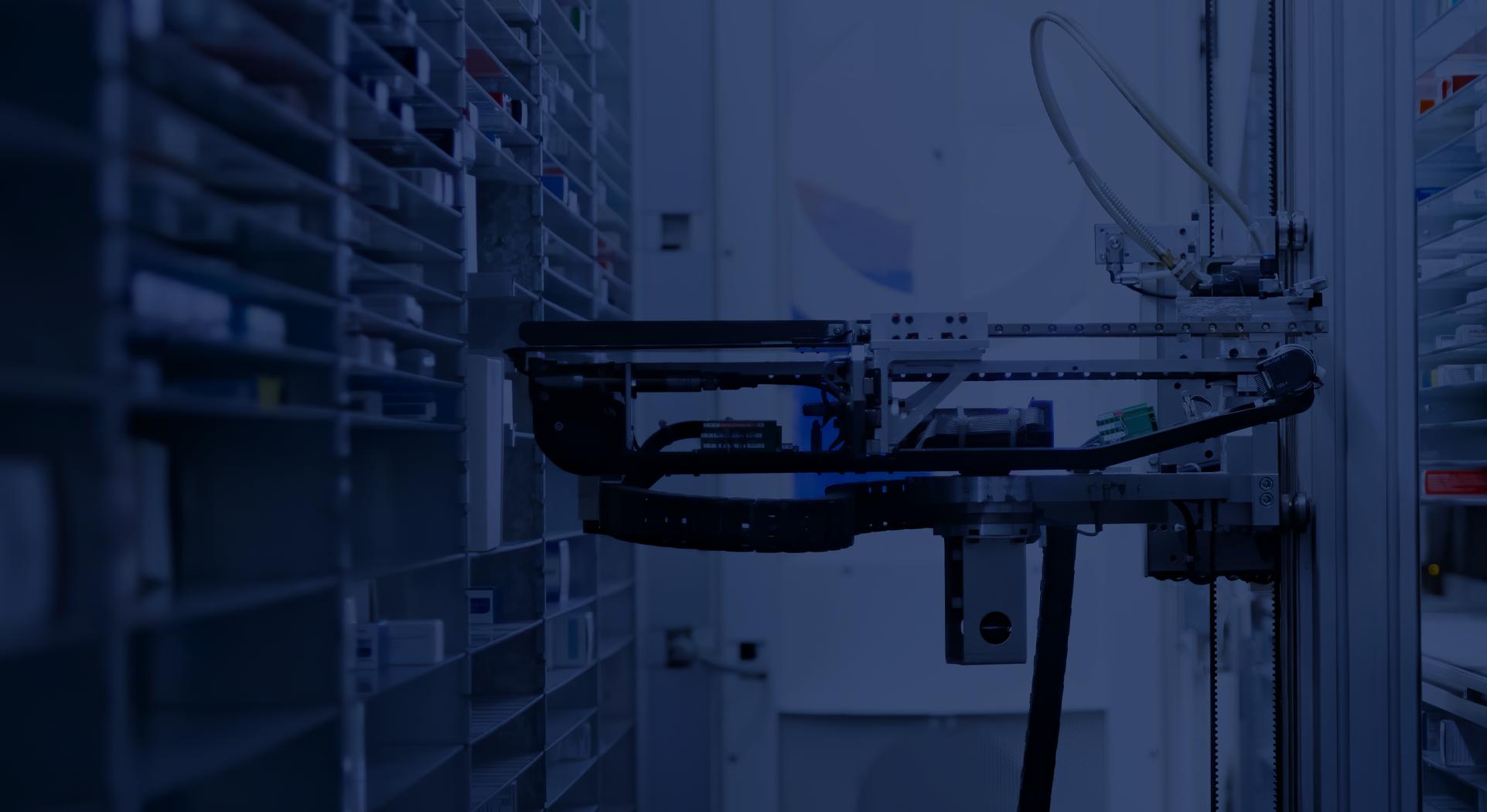 Pharmacy Automation – May 2021