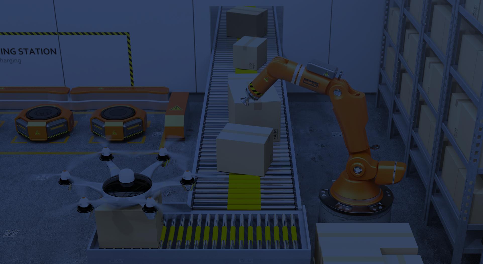 Future of Warehouse Automation - Oct 2020